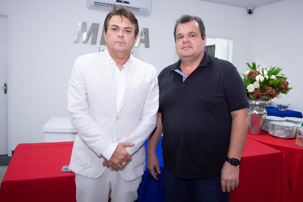 Tarcisio Porto E Rene Freire Júnior