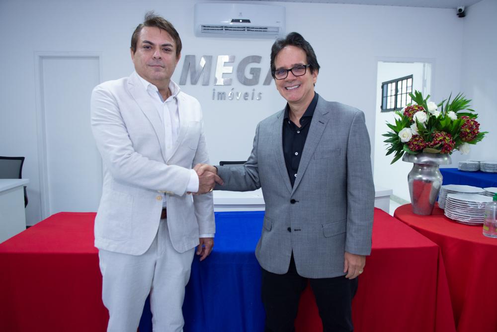 Mega Imóveis brinda seus 30 anos no mercado com inauguração de nova unidade em Caucaia