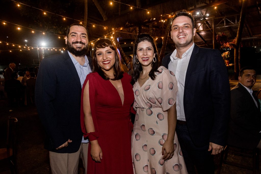 Tarick Cavalcante, Camila Leal, Debora Pontes E Bruno Silveira