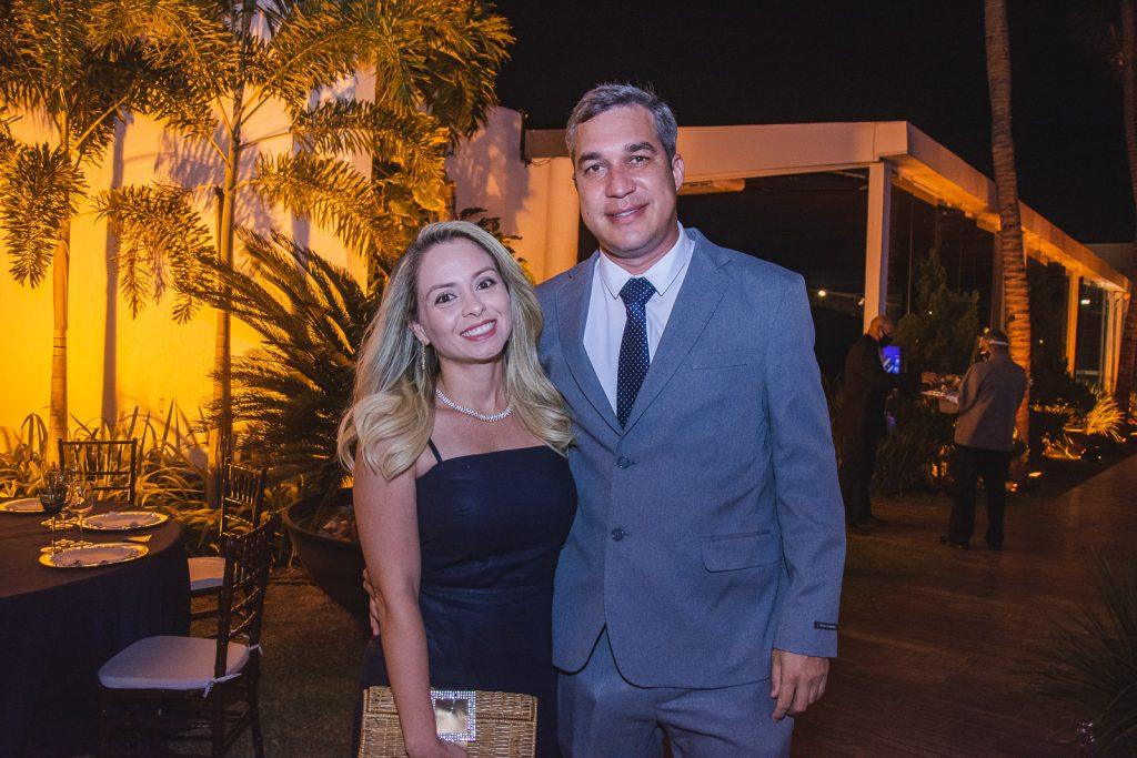 Tereza Cruz E Mark Algusto