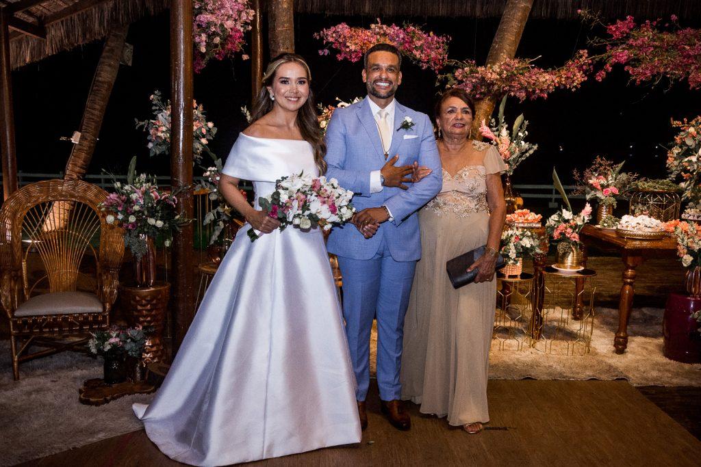 Ticiana Ribeiro, Joao Luiz Ferreira E Aldacir Alves