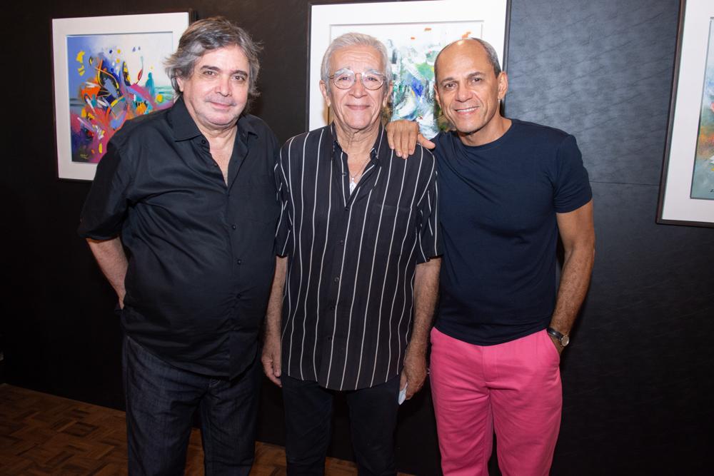 Ideal Clube abre exposição coletiva com obras de Mano Alencar, Totonho Laprovitera e Mino Castelo Branco