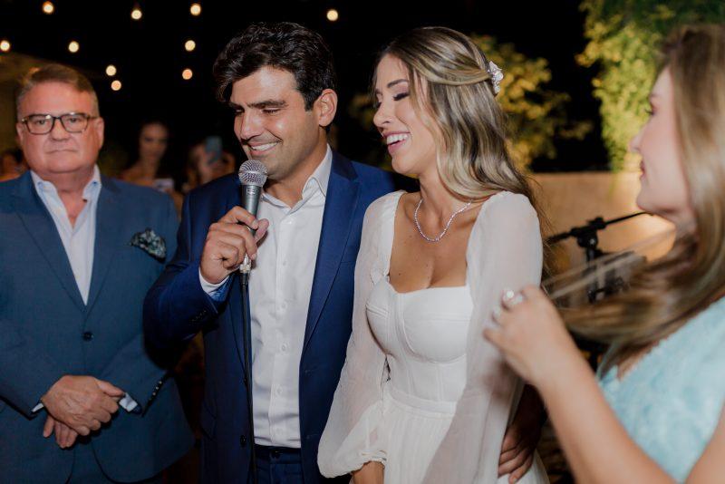Rumo ao altar - Ana Vitória Machado e Francisco Feitosa reúnem a família e os amigos para oficializar o noivado