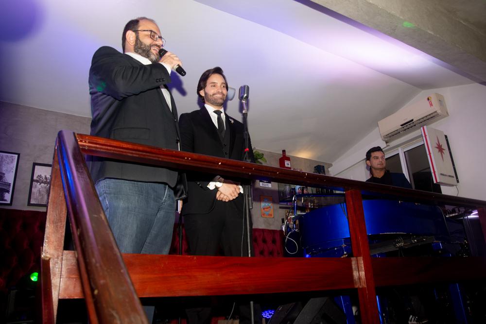 Victor Costa, Phillipe Dantas E Paulo Rodrigo