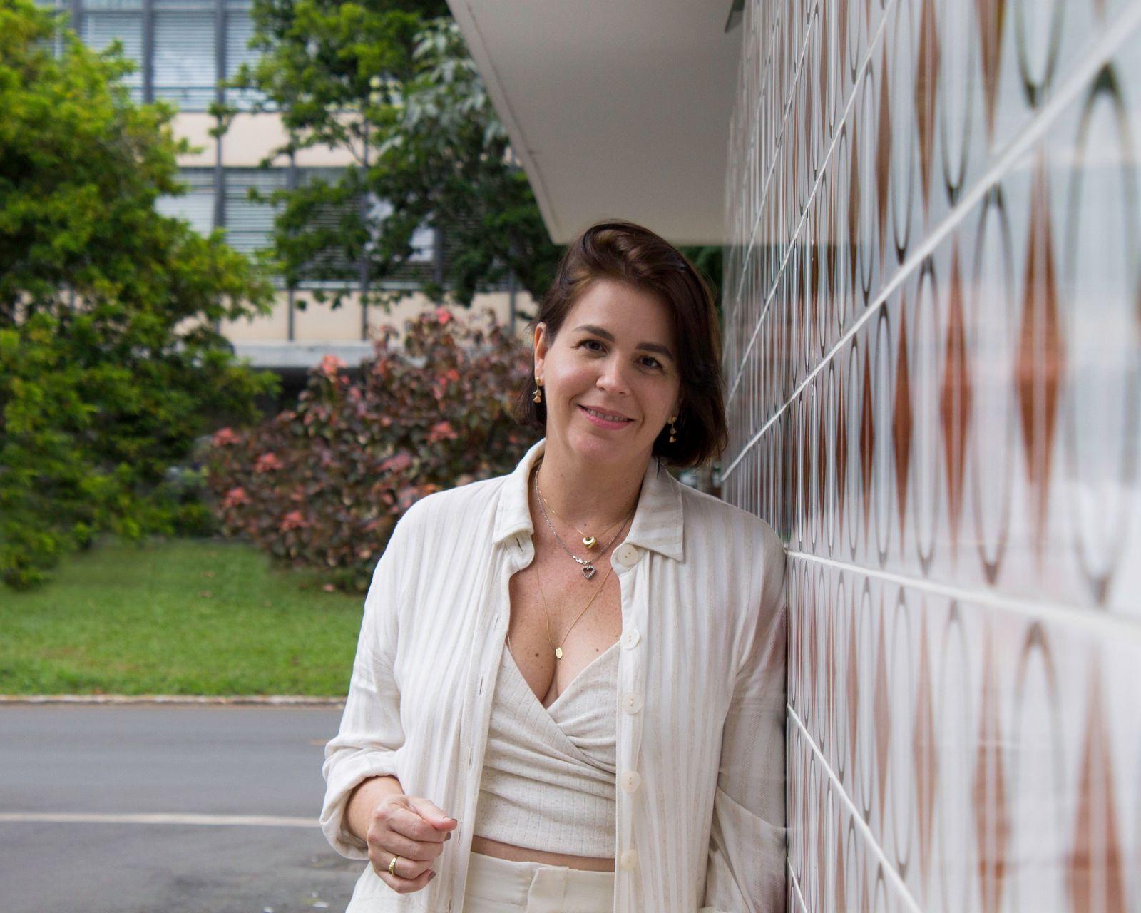 Arquiteta Ângela Cambraia faz parte do elenco da CasaCor Brasília2021