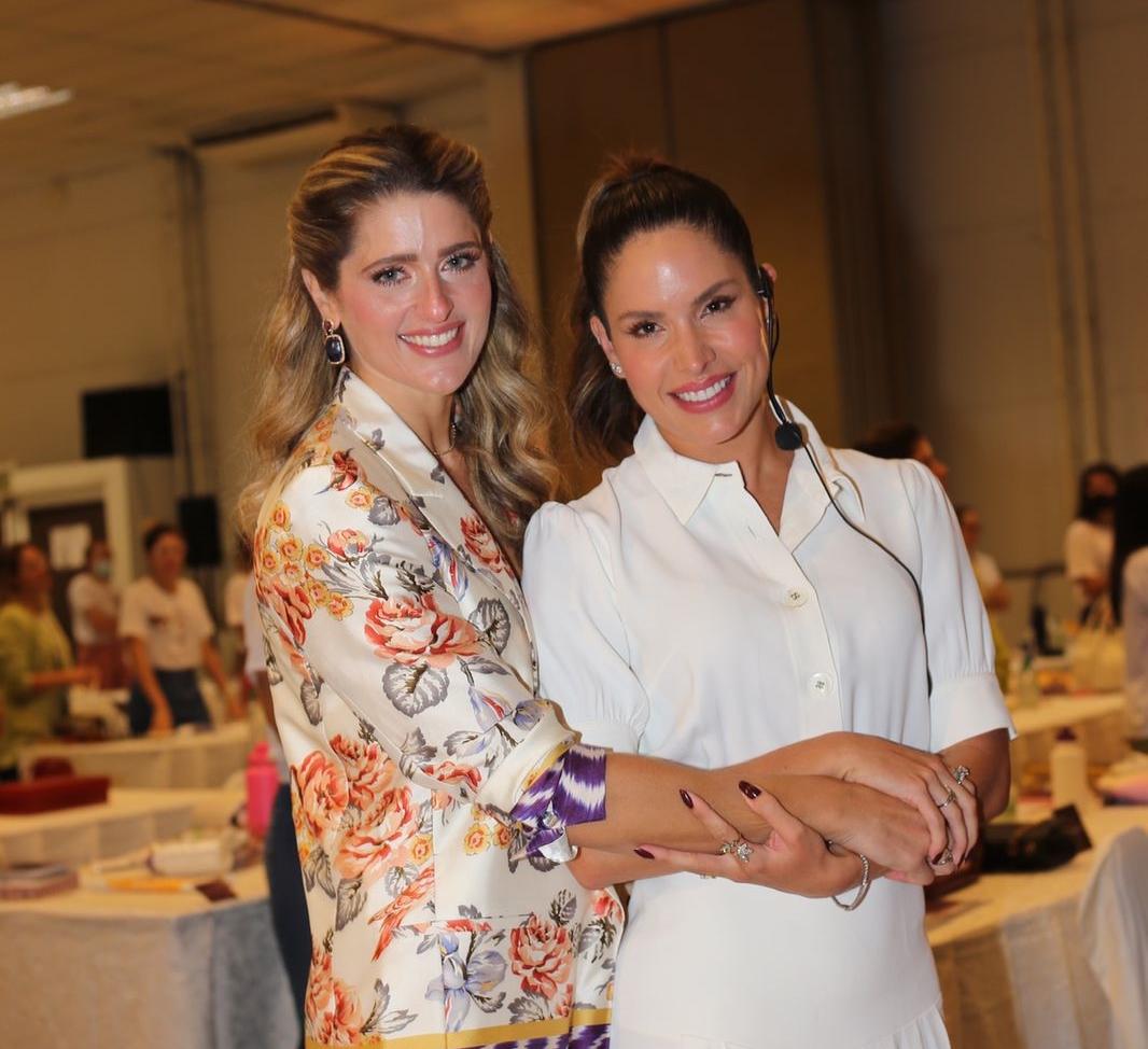 Rebeca Leal fala sobre o sucesso do evento Mulheres com Propósitos