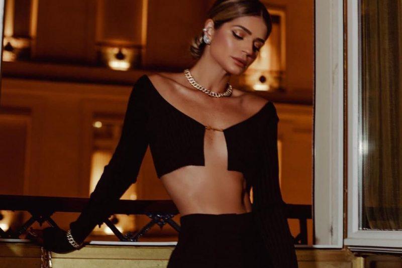 Fashion Week - Thássia Naves brilha com joias da Diamond Design na Semana de Moda de Paris