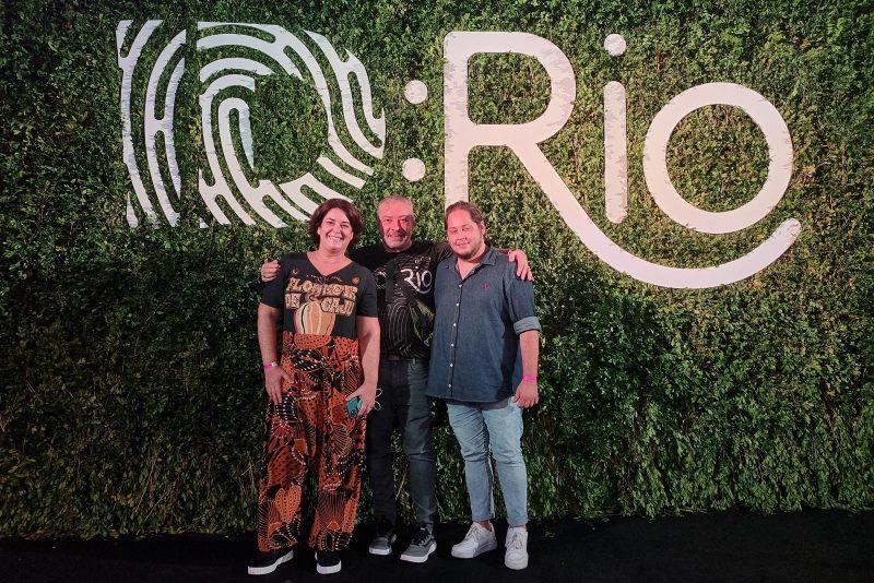 Moda e cultura - Em Niterói, Cláudio Silveira comemora sucesso do Festival ID:Rio