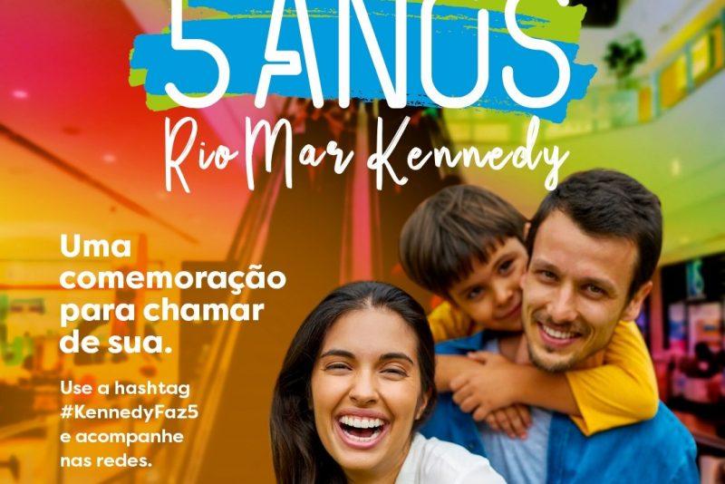 5 Anos Riomar Kennedy