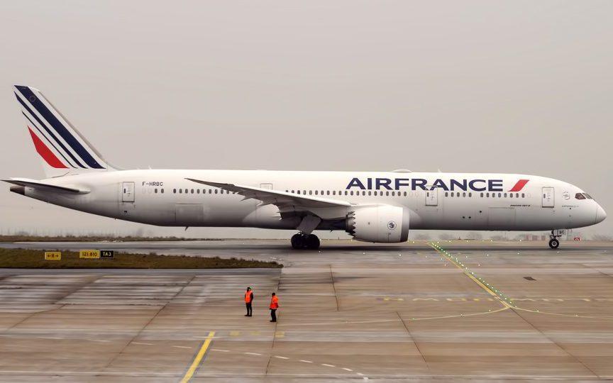 Air France reforça as medidas sanitárias na retomada da rota Paris-Fortaleza