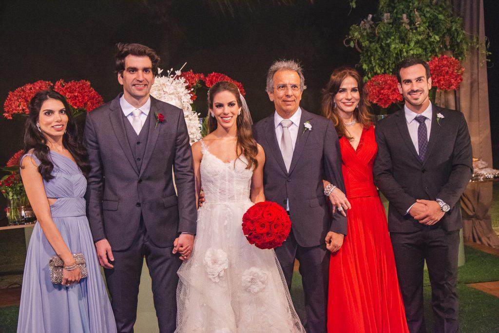 Alessandra Rolim, Raphael Nogueira, Manuela Rolim, Eduardo Rolim, Sandra Rolim E Sergio Rolim