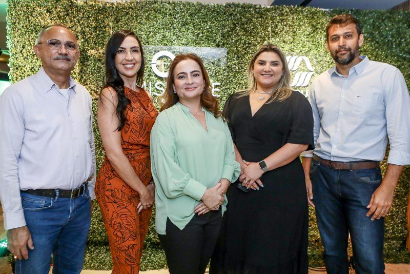 Alexandre Pacheco, Gabriela Morais, Andrea Coelho, Poliana Nobre E Thiago Andrade (1)