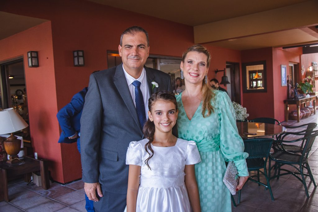 Alexandre Sales, Sarah Sales, Sofia Sales