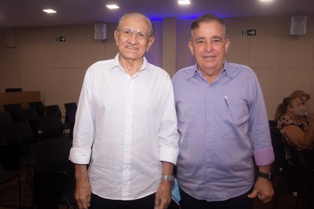 Alfredo Costa E Claudio Targino