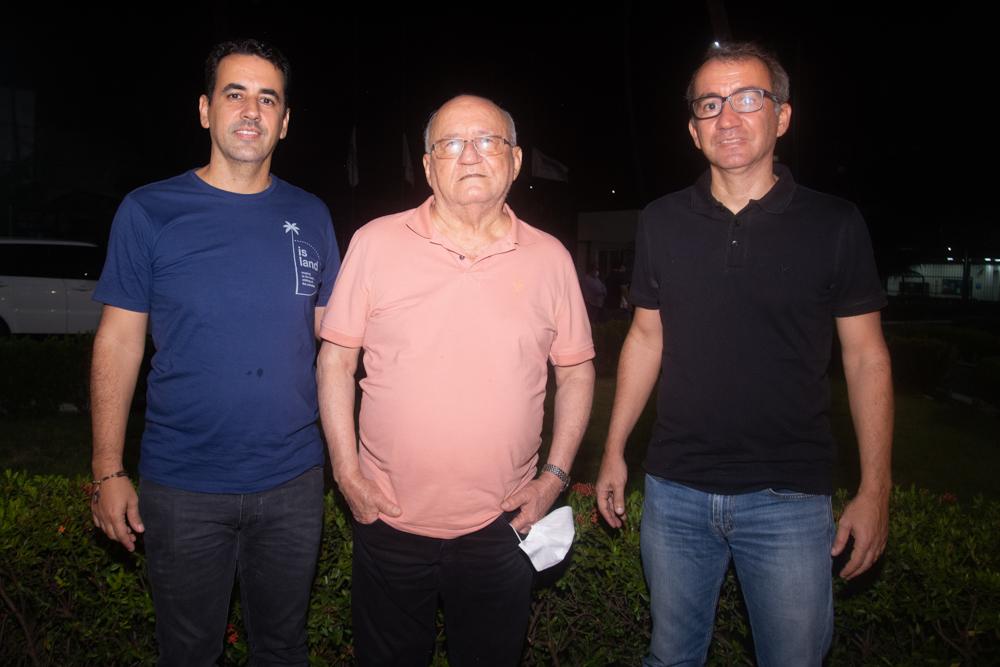 Aloisio Ramalho Filho, Aloisio E Emilio Ramalho