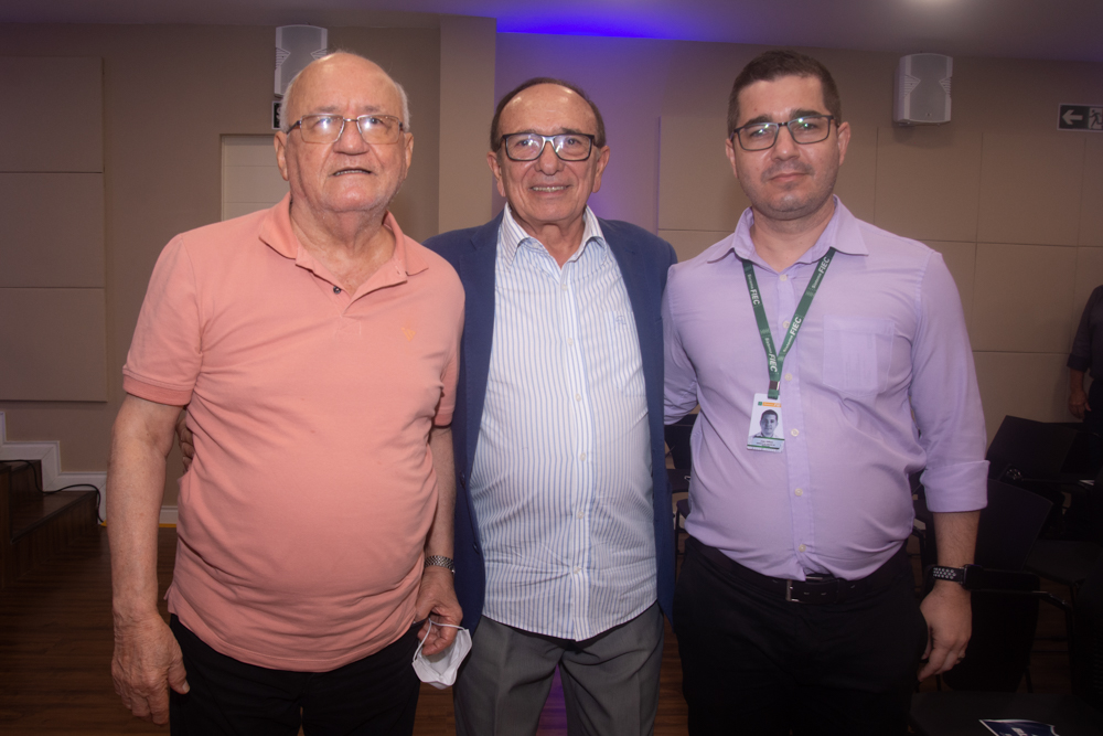 Aloísio Ramalho, Marcos Montenegro E João Giffoni