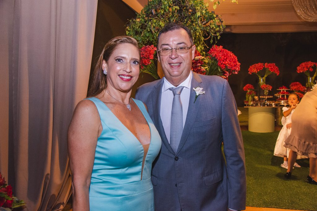 Ana Claudia E Aristenio Canamary