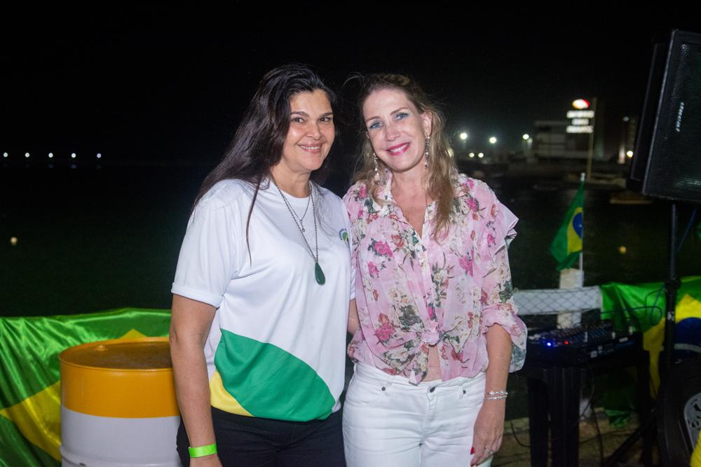 Ana Martins E Marjorie Marshall