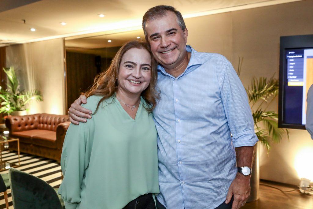 Andrea Coelho E Ricardo Bezerra