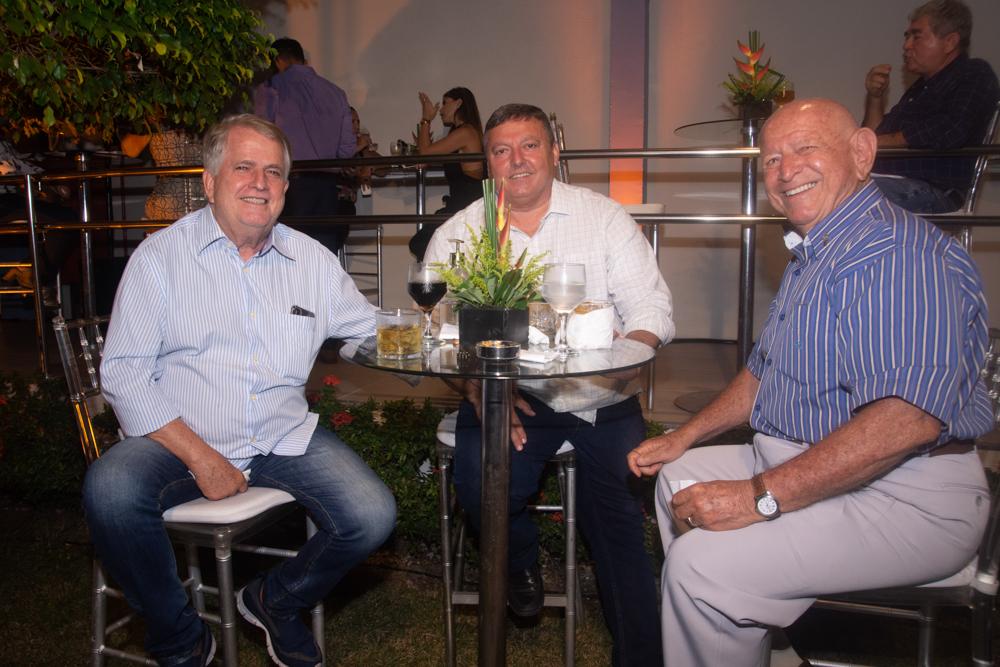 Antunes Mota, Normando Pinheiro E Airton Monteiro