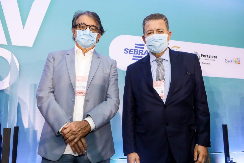 Arialdo Pinho E Alexandre Sampaio