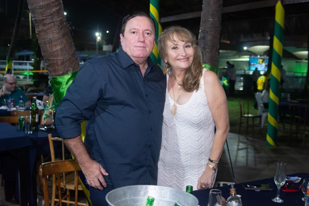 Aurélio Gonçalves E Milena Olimpio