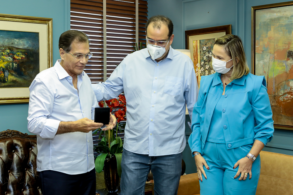 Beto Studart, Delano Macedo E Renata Santiago