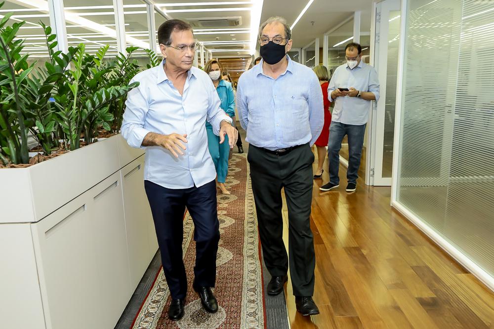 Beto Studart E Luiz Miranda