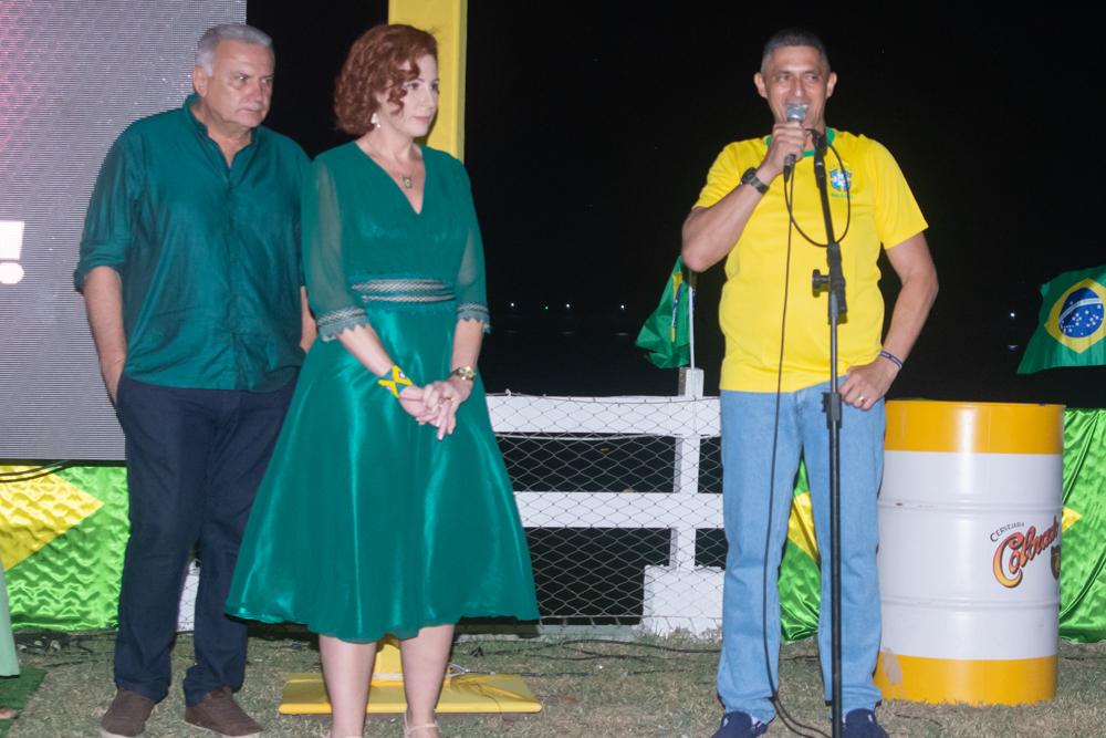 Bezerra De Menezes, Carla Zambelli E Coronel Aginaldo
