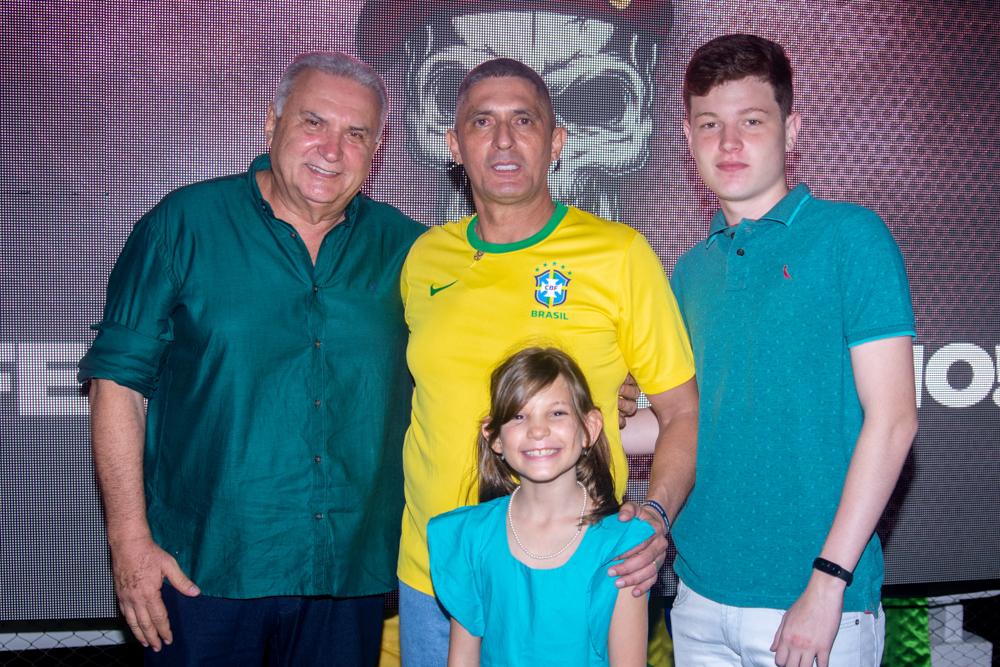 Bezerra De Menezes, Coronel Aginaldo, João Marcelo E Ana Beatriz