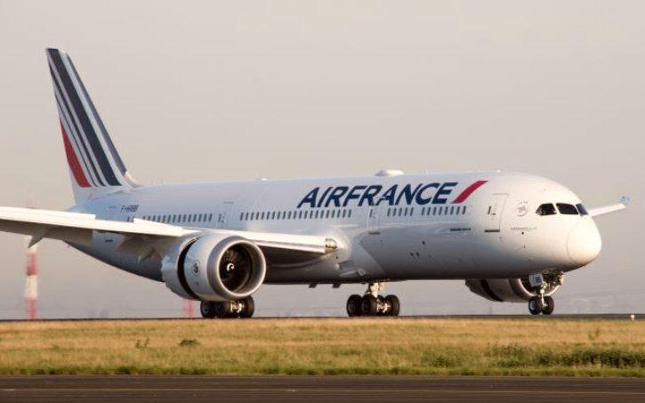Air France escala Boeing 787 Dreamliner para retomada dos voos Paris-Fortaleza