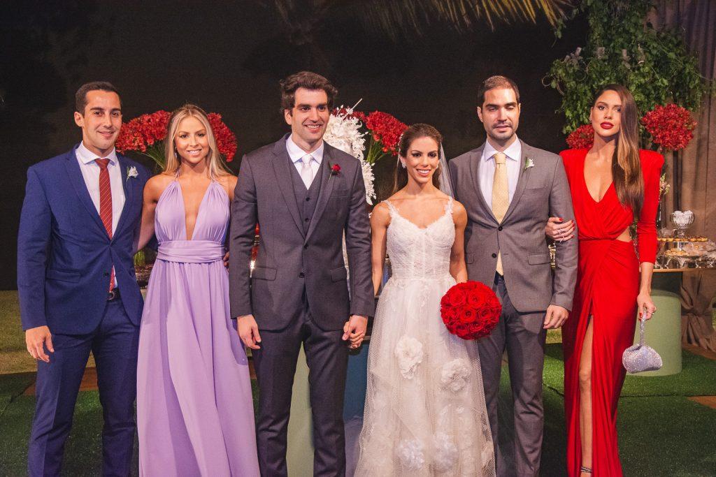 Bruno Nogueira, Ligia Bulcao, Raphael Nogueira, Manuela Rolim, Felipe Gentil E Mirelle Vasconcelos