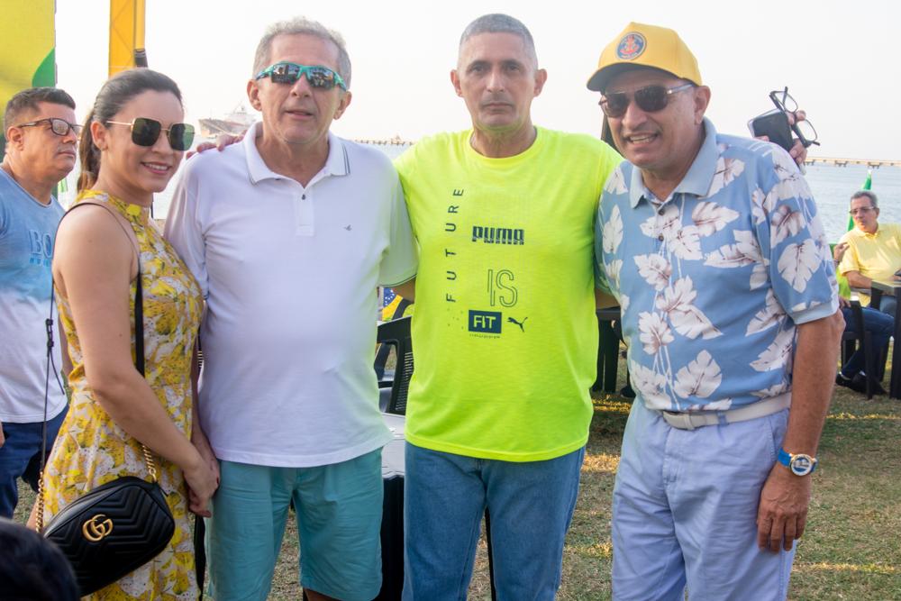 Camila Novais, Manuel Novais, Coronel Aginaldo E Licinio Correa