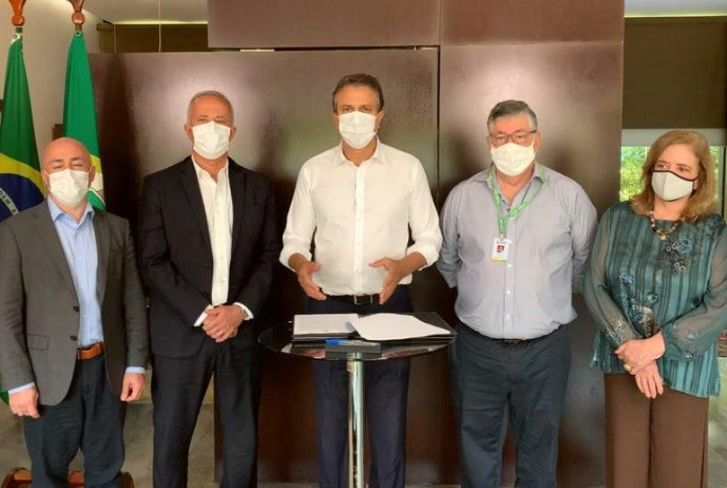 Camilo assina acordo com a Engie Brasil, décima empresa para o Hub de H2V