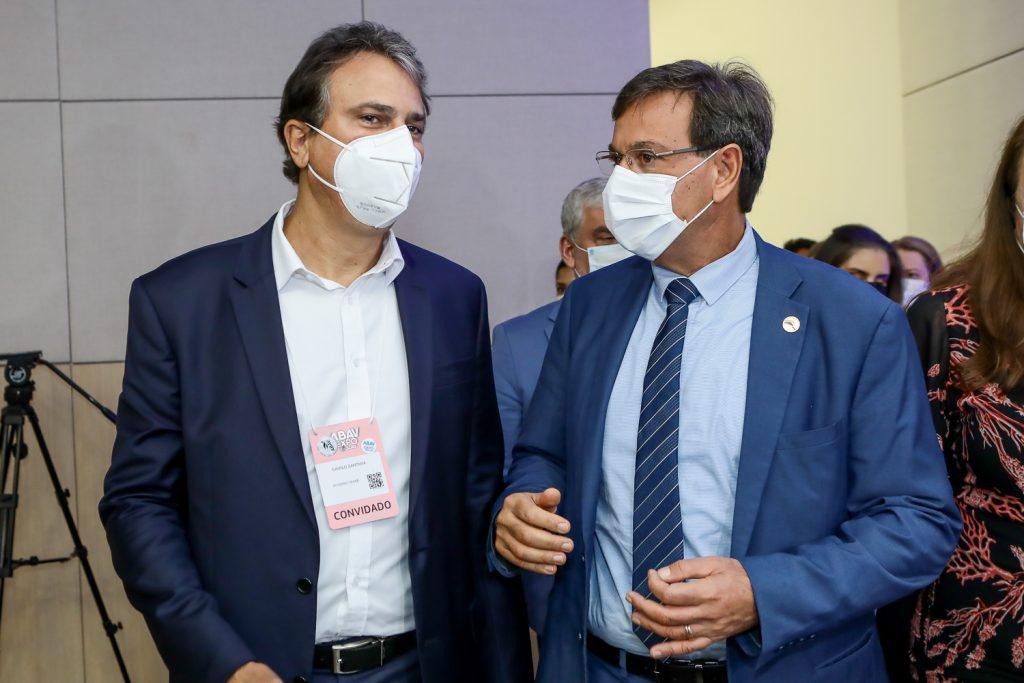 Camilo Santana E Gilsom Nogueira