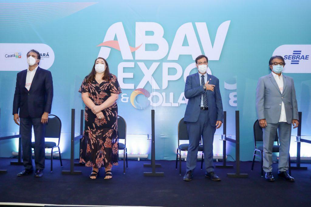 Camilo Santana, Magda Nassar, Gilsom Machado E Arialdo Pinho 2