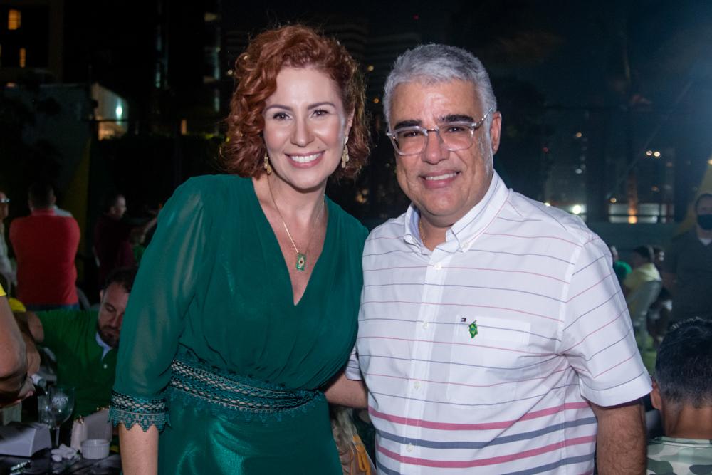 Carla Zambelli E Eduardo Girão