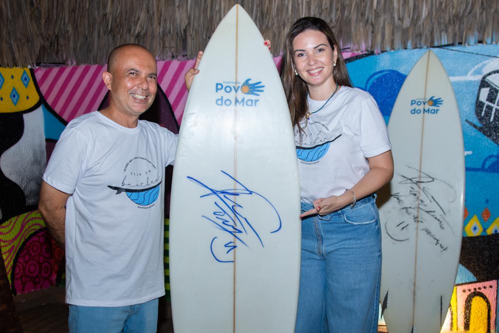 Carlos Bezerra E Cynthia Brito