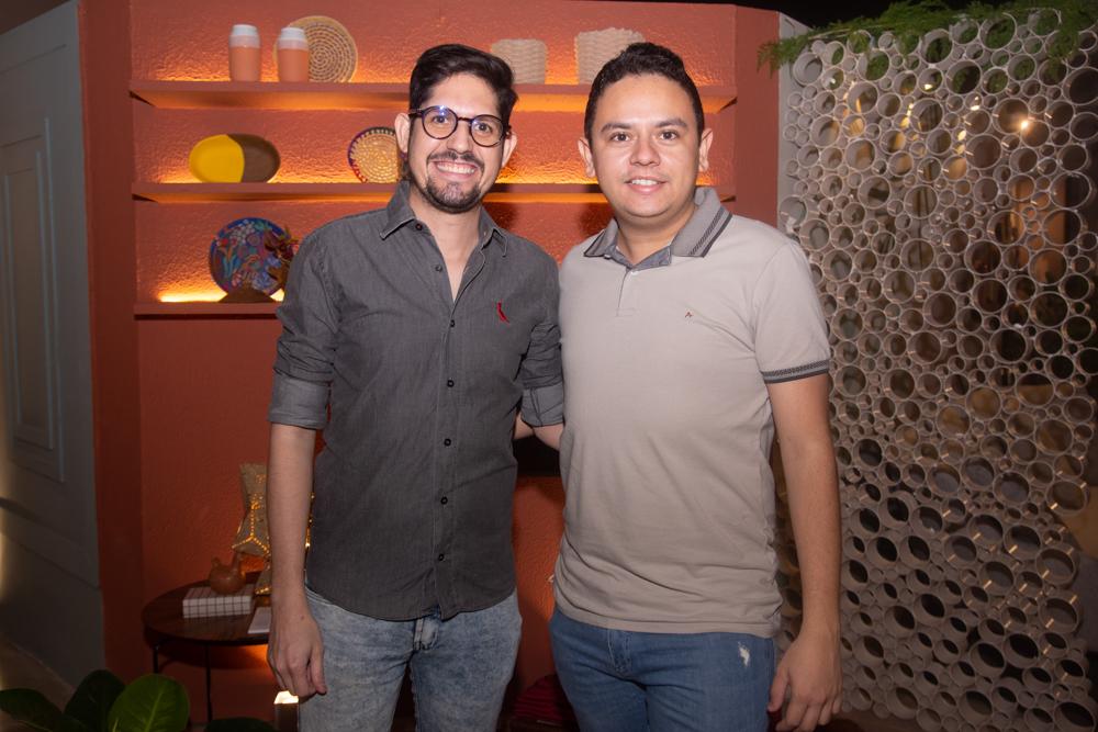 Carlos Fabrício E Bruno Rebouças