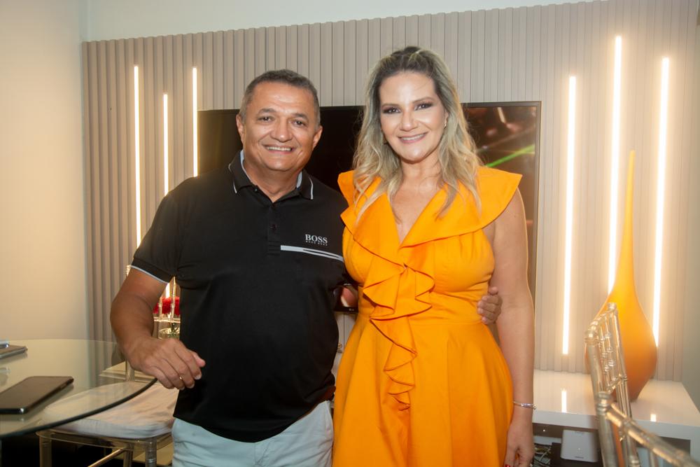 Carlos Ramos E Rachel Cavalcanti