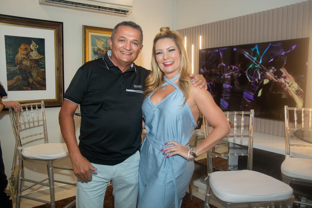 Carlos Ramos E Tatiana Luna