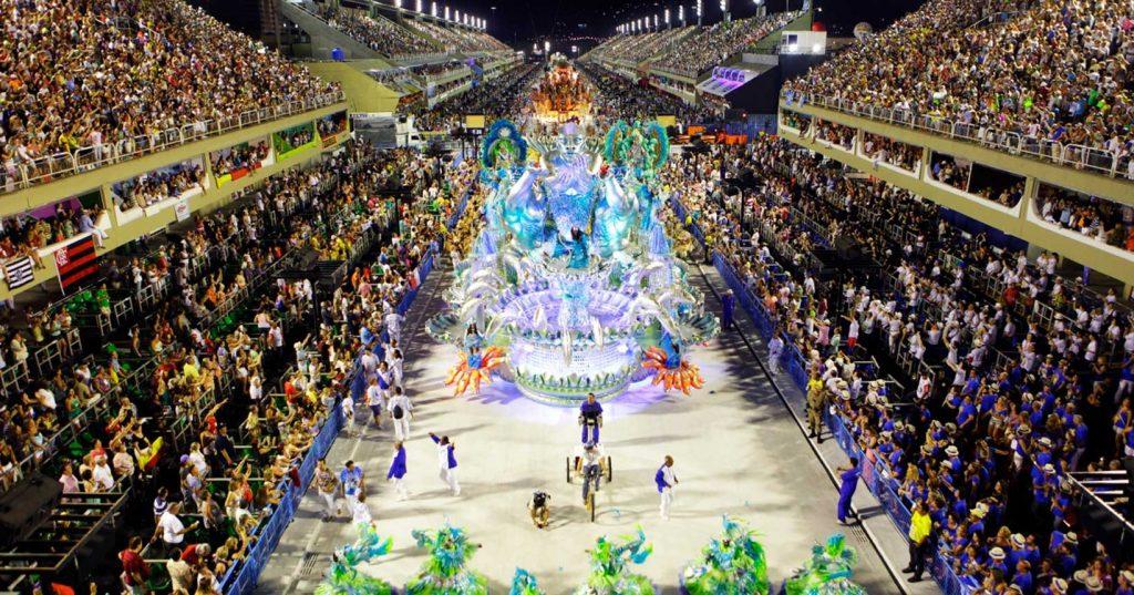 Carnaval Rio De Janeiro Rj Capa2019 02