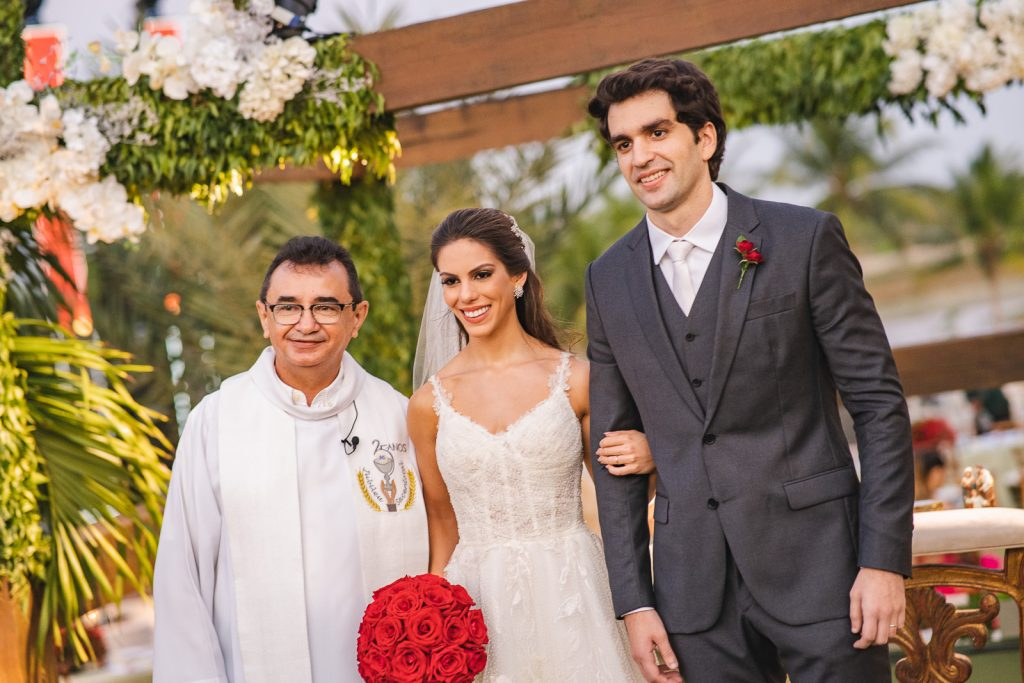 Cerimonia De Manuela Rolim E Raphael Nogueira (1)