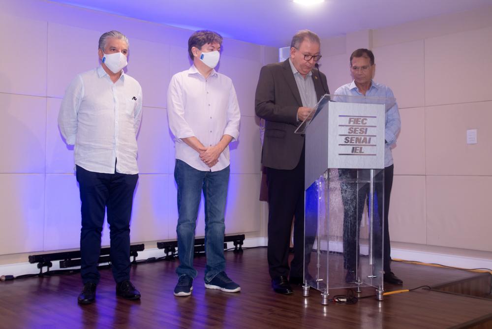 Chico Esteves, Edgar Gadelha, Ricardo Cavalcante E Beto Studart (1)