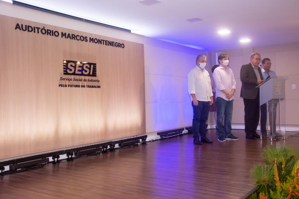 Chico Esteves, Edgar Gadelha, Ricardo Cavalcante E Beto Studart (2)