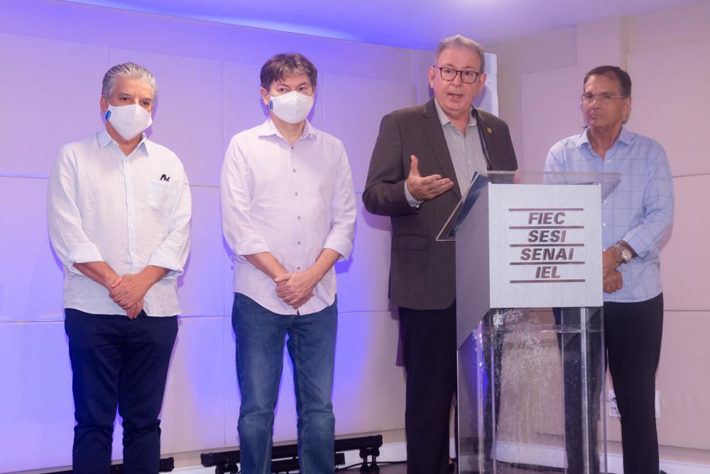 Chico Esteves, Edgar Gadelha, Ricardo Cavalcante E Beto Studart (3)