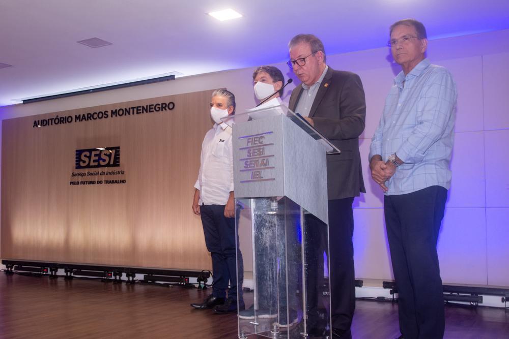 Chico Esteves, Edgar Gadelha, Ricardo Cavalcante E Beto Studart (4)