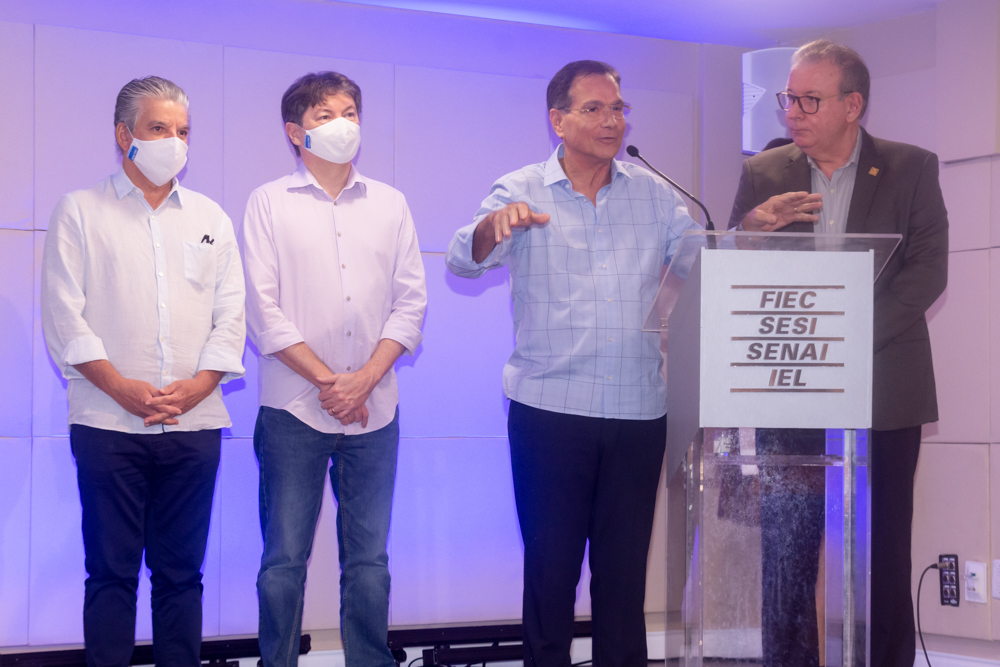 Chico Esteves, Edgar Gadelha, Ricardo Cavalcante E Beto Studart (5)