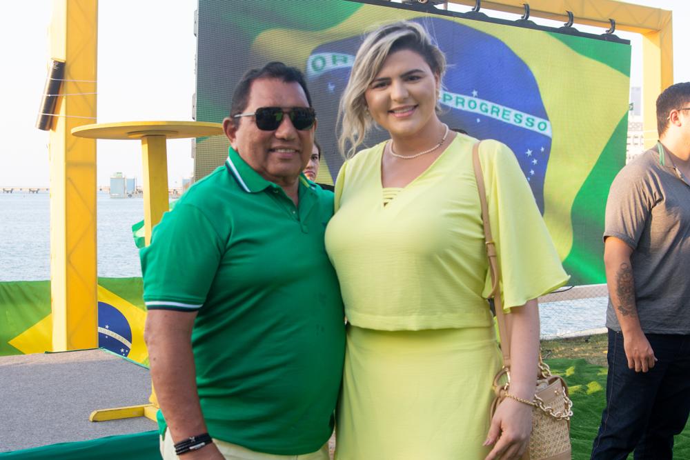 Chico Lima E Elaine Dieb