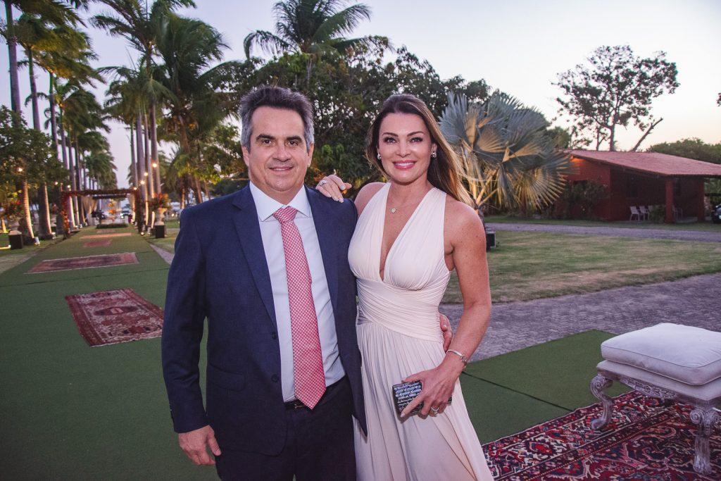 Ciro Nogueira E Flavia Rosalem
